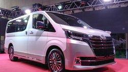 Toyota Hiace Super Grandia 2020 chính thức trình làng Philippines, giá từ 1,06 tỷ đồng