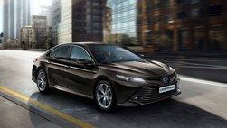 Triệu hồi Toyota Camry 2019 tại Bắc Mỹ do lỗi túi khí nổ không đúng chỗ