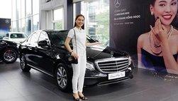 Ca sĩ Giang Hồng Ngọc chi 2,1 tỷ đồng sắm xế sang Mercedes-Benz E 200 2019