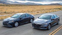 Honda Accord và Toyota Camry All New ra sao tại Mỹ?