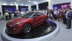 Peugeot RCZ 'chốt giá' gần 1,9 tỷ tại Việt Nam