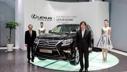 Lexus GX460 2015 giá gần 3,8 tỷ đồng tại Việt Nam