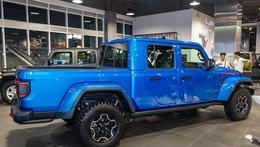 Giá lăn bánh xe Jeep Gladiator 2020 tại Việt Nam: Từ 3,47 tỷ đồng