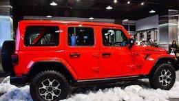 Giá lăn bánh xe Jeep Wrangler 2020 tại Việt Nam: Từ 3,29 tỷ đồng