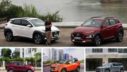 Giá lăn bánh các mẫu xe SUV đô thị bán chạy nhất tại thị trường Việt Nam