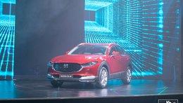 Thông số kỹ thuật xe Mazda CX-30 2021