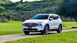 Giá lăn bánh Hyundai Santa Fe 2021 mới nhất, cao hơn thế hệ cũ đáng kể
