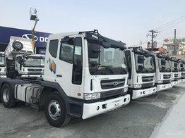 Đầu kéo Daewoo nhập khẩu chính hãng nguyên chiếc Hàn Quốc - Giá tốt nhất - xe giao ngay