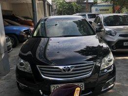 Nhập khẩu nguyên chiếc - Camry 2011 tự động đen