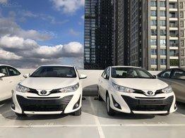 Toyota Vios 2020 khuyến mãi sốc, chỉ 130 triệu nhận xe, đủ màu giao ngay