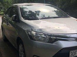 Cần bán gấp Toyota Vios sản xuất năm 2016 còn mới