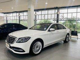 S-Class xe Mercedes-Benz S450 mâm mới, thông số, giá lăn bánh, khuyến mãi 50% trước bạ số lượng giới hạn