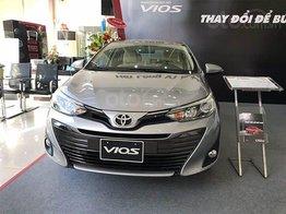 Toyota Vios 2020 còn 30 ngày giảm phí trước bạ 50%, KM tiền mặt kèm tặng phụ kiện, giao xe ngay