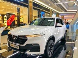 VinFast Lux SA 2020 - Siêu khuyến mãi - Giảm 359 triệu - Chỉ cần trả trước 127 triệu và phí đăng kí nữa là nhận xe