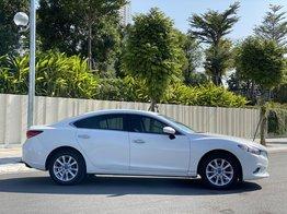 Bán nhanh Mazda 6 2016 trắng - bs 99A 25504 xe đẹp long lanh