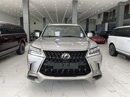 Lexsus LX570 Super Sport sản xuất 2020, xe có sẵn giao ngay