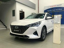 Khuyến mãi lớn - Hyundai Accent 2021 - mẫu mới giá hời mùa Covid