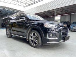 Cần bán Chevrolet Captiva năm sản xuất 2016 siêu đẹp