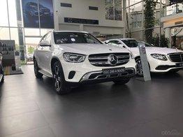 Mercedes - Benz Hà Nội bán Mercedes GLC 200 4matic 2021, hỗ trợ trả góp, khuyến mãi hấp dẫn tháng 5/2021