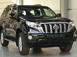 [Siêu ưu đãi] Toyota Land Cruiser Prado 2021 giá cực tốt, trả trước 230tr nhận xe, có sẵn giao hàng toàn quốc giá tốt