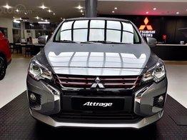 [Giá tốt miền Bắc] Mitsubishi Attrage CVT hỗ trợ giảm ngay 23 triệu thuế trước bạ, hỗ trợ trả góp