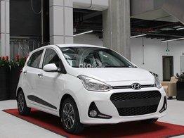 Bán ô tô Hyundai Grand i10 năm 2021, màu trắng
