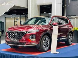 Cần bán xe Hyundai Santa Fe đời 2021, màu đỏ