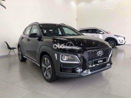 Bán ô tô Hyundai Kona sản xuất 2021, màu đen