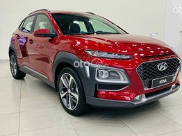 Cần bán xe Hyundai Kona sản xuất 2021, màu đỏ - Trả trước 170.000.000Đ nhận xe ngay