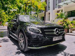 Bán Mercedes GLC300 4Matic 2016, màu đen
