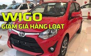 Đại lý Toyota bất ngờ giảm khá sâu để tăng sức hút cho Wigo
