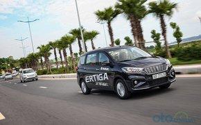 Ưu nhược điểm Suzuki Ertiga 2019