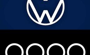 Audi và Volkswagen đổi logo lan tỏa thông điệp thời Covid-19: Social Distancing