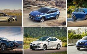 Tham khảo 10 mẫu ô tô tốt nhất năm 2020 cho người mua xe lần đầu