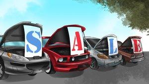 Quá chú trọng thương hiệu hay hình thức - sai lầm lớn khi mua ô tô cũ