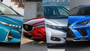 Mazda CX-5 và Kia Sedona lọt top 10 xe chất lượng nhất năm 2019