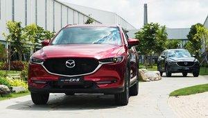 Giá lăn bánh xe Mazda CX-5 2019 mới nhất tại Việt Nam