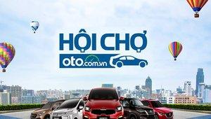 Hội chợ Oto.com.vn - Nơi hội tụ của những người yêu xe