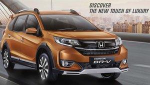 Honda BR-V 2019 có thêm bản nâng cấp, tiếp tục chờ về Việt Nam