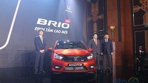 Honda Brio 2019 chính thức gia nhập sân chơi xe cỡ nhỏ hạng A tại Việt Nam