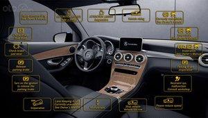 Những điều cần biết khi nhìn vào các cảnh báo trên xe Mercedes-Benz
