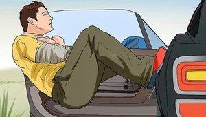 Trường hợp khẩn cấp cần nhảy ra khỏi xe ô tô như nào cho an toàn?
