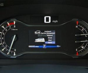 Bảng đồng hồ lái Honda Pilot 2018