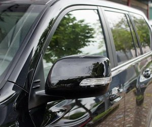 Gương chiếu hậu xe Toyota Land Cruiser Prado 2018