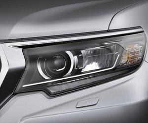 Đèn pha LED xe Toyota Land Cruiser Prado 2018