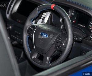 Vô-lăng thể thao của Ford Ranger Raptor 2019 2