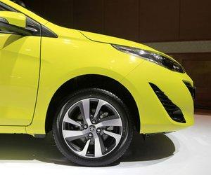 Đánh giá xe Toyota Yaris G 2019: La-zăng đúc 16 inch 2 màu mới...