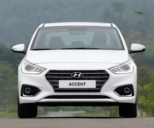 Đánh giá Hyundai Accent 2018 bản đặc biệt: Lưới tản nhiệt hình Cascading mới...