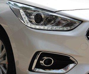 Đánh giá Hyundai Accent 2018 bản đặc biệt: Hệ thống đèn chiếu sáng trước...