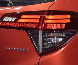 Đánh giá xe Honda HR-V 2019 L: Đèn hậu LED 1